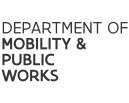 Department of Mobility & Public Works - logo